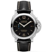 Panerai Luminor Marina 1950 3 Days Automatic Steel 42mm Black Arabic numerals