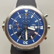IWC Steel 44mm Automatic IW376805 new