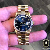 Rolex Day-Date 36 18038 1984 pre-owned