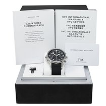 IWC Aquatimer Chronograph Steel 44mm Black No numerals United States of America, California, Los Angeles