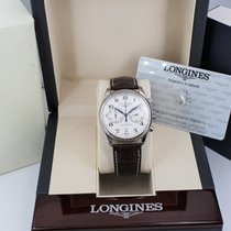 Longines Master Collection L2.629.4.78.3 2012 new