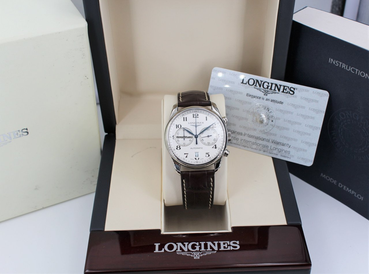 Longines Master Collection NEW full set from 2012