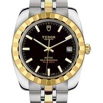 Tudor Gold/Steel 38mm 21013-0003 new