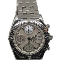 Breitling A13350 Steel Blackbird 40mm pre-owned United States of America, New York, New York