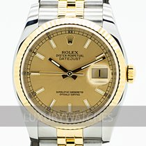 Rolex Datejust 116233 2017 pre-owned