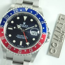 Rolex GMT-Master II 16710 Good Steel 40mm Automatic