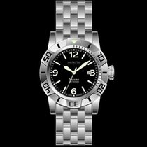 Nauticfish new Automatic Central seconds Luminous numerals Luminous hands 45mm Steel Sapphire crystal