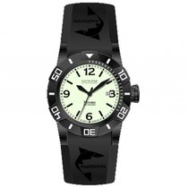 Nauticfish Xtreme Expedition I 2000M Stahl PVD Automatik...