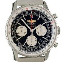 Breitling Navitimer 01 Chronograph Stahl Automatik Air Racer...