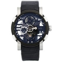 Romain Jerome Moon-DNA Acero 48mm
