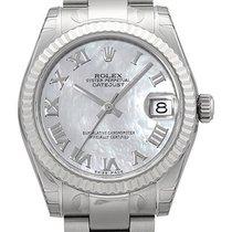 Rolex Lady-Datejust новые 2019 Автоподзавод Часы с оригинальными документами и коробкой 178274