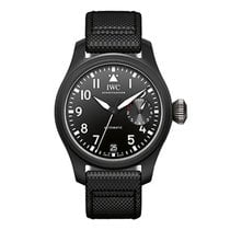 IWC Big Pilots Top Gun  Black Dial Automatic IW502001 Mens WATCH