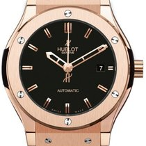 Hublot 511.OX.1180.LR Classic Fusion 45mm in Red Gold - On...