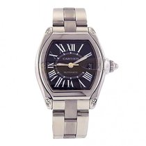 Cartier Roadster Stainless Steel Automatic Men's Watch -...