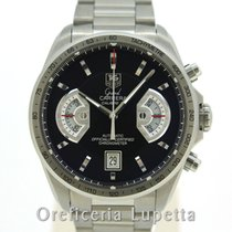 TAG Heuer Grand Carrera 17 CAV511A 2009 gebraucht