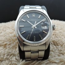 Rolex OYSTER DATE 1500 Original Blue Dial with Rivet Band