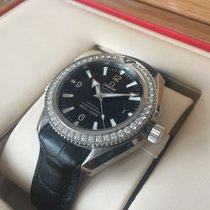 Omega Seamaster Planet Ocean 600M Co-Axial 42mm-Big Diamond
