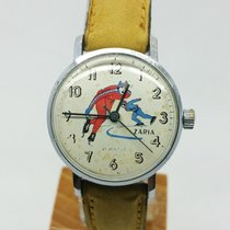 ZARiA figured dial vintage wristwatch