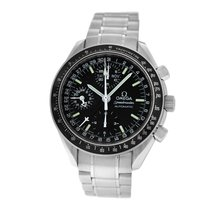Omega 3520.50 Staal Speedmaster Day Date 37mm tweedehands