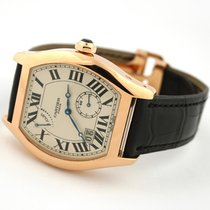 Cartier Tortue Rose gold 38mm Silver United States of America, Florida, Aventura