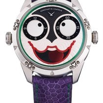 Konstantin Chaykin Steel 42mm Automatic Joker new