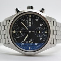 IWC Fliegerchronograph Pilots Chronograph 3706