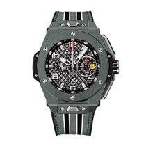Hublot Men's Big Bang Ferrari Speciale Grey Ceramic Watch