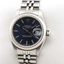 Rolex 69174 Date Datejust Zeljezo 1984 Lady-Datejust 26mm rabljen