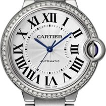 Cartier Ballon Bleu 36mm new 2020 Automatic Watch with original box and original papers W4BB0017
