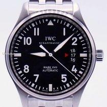 IWC Fliegeruhr Mark Stahl 41mm Schwarz Arabisch Deutschland, Duisburg