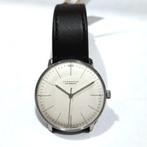 Junghans max bill Automatic 027/3501.00 New Steel 38mm Automatic