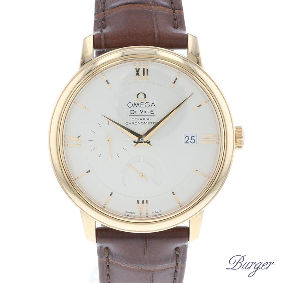 be45ac0cc05 Omega De Ville Prestige - Todos os preços de relógios Omega De Ville  Prestige na Chrono24
