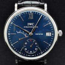 IWC Acero 45mm Cuerda manual IW510106 nuevo España, Barcelona