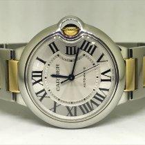 Cartier Ballon Bleu 36mm usados 36mm Acero y oro