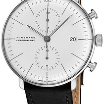 Junghans Steel Automatic 027/4600.00 new