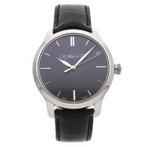 H.Moser & Cie. Platinum 41mm Manual winding 343.505 pre-owned