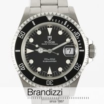 Tudor 79190 Steel 1997 Submariner 40mm pre-owned