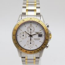 Longines Gold/Steel Automatic L3.601.5 pre-owned