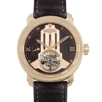 Dewitt Rose gold Automatic T8.TA.001 pre-owned