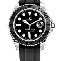 Rolex Yacht-Master 42 nuevo Automático Reloj con estuche y documentos originales 226659-0002