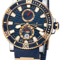 Ulysse Nardin Maxi Marine Diver 265-90-3/91 pre-owned