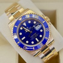 Rolex Submariner Date 116618LB New Yellow gold 40mm Automatic United States of America, Virginia, Arlington