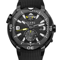 Clerc Steel 43.2mm Automatic GMT-2.1.5 new