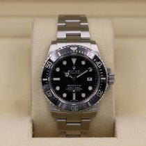 Rolex Sea-Dweller 4000 Steel 40mm Black No numerals United States of America, Tennesse, Nashville