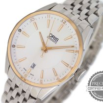 Oris Artix Date Steel 39mm White No numerals United States of America, Pennsylvania, Willow Grove