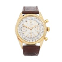 Rolex Chronograph Yellow gold 37mm Silver United Kingdom, Bishop's Stortford