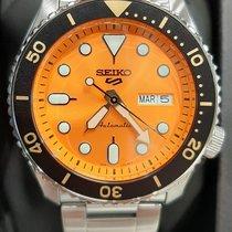Seiko 5 Sports новые Автоподзавод Часы с оригинальными документами и коробкой SRPD59K1