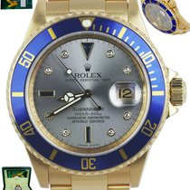 Rolex Submariner Date 16618T pre-owned