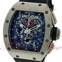 Richard Mille Titanium 50mm Automatic RM011 pre-owned United States of America, New York, New York