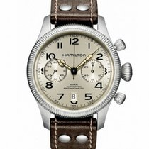 Hamilton HAMILTKhaki Pioneer Team Earth Harrison Ford Automatic